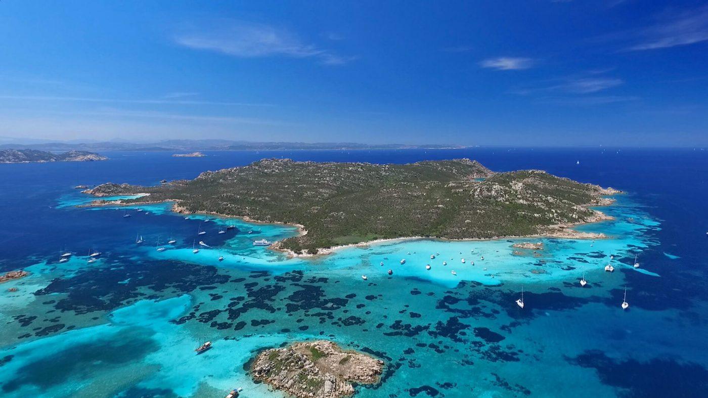 Budelli Arcipelago La Maddalena