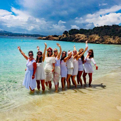 Bachelorette Beach Party Sardinia