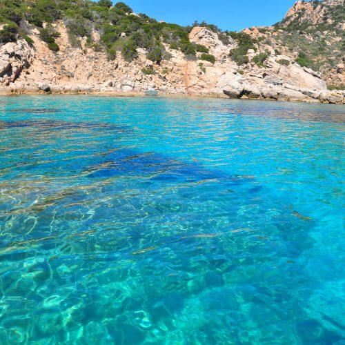 Cala Corsara Snorkeling La Maddalena