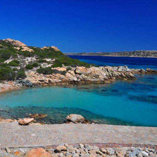 Spargi Island La Maddalena Sardinia