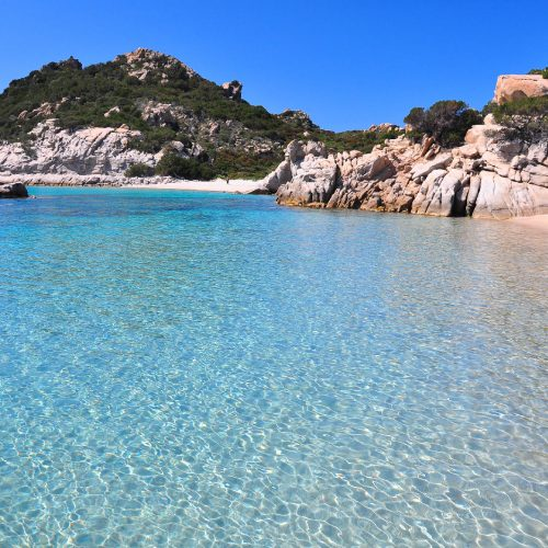 Cala Corsara, La Maddalena Archipelago