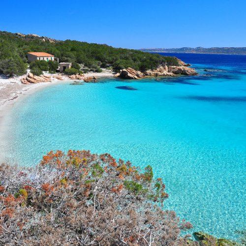 Cala Granara Beach La Maddalena