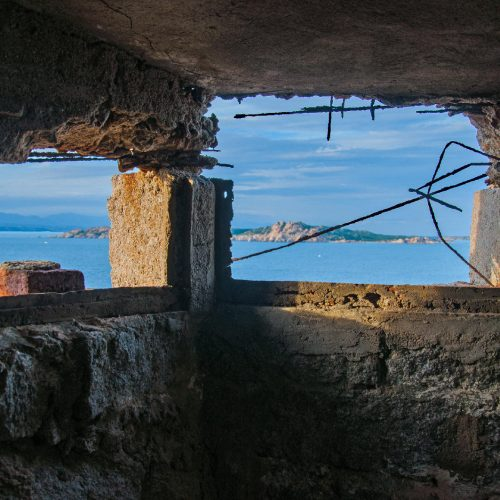 Spargi Island Military Tower