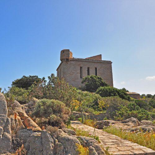Napoleone Fortress Sightseeing Tours Sardinia