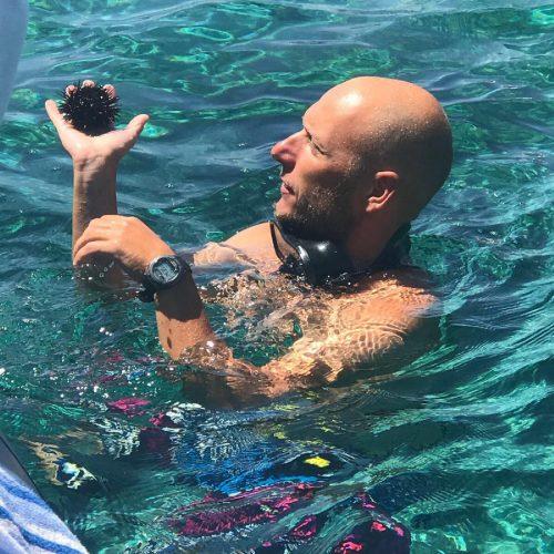 Sea Urchins La Maddalena Boat Tour