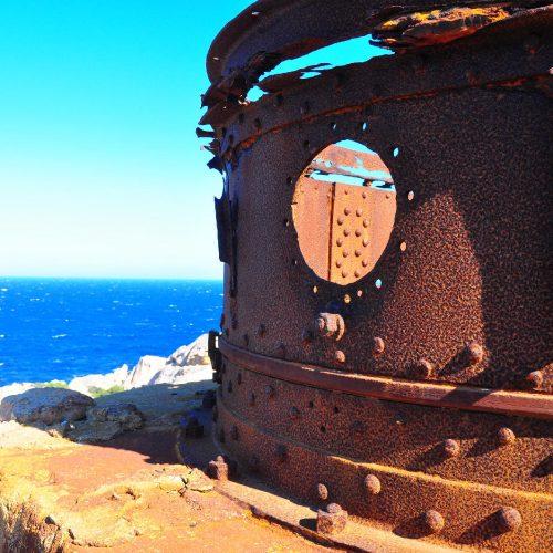 Caprera Shooting Post Military Watch Tower