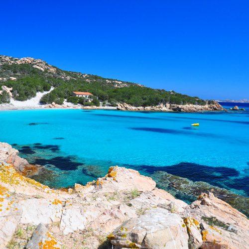 Spargi Island Boat Tour Sardinia