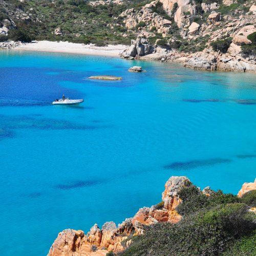 Cala Corsara Spargi Boat Tour Sardinia