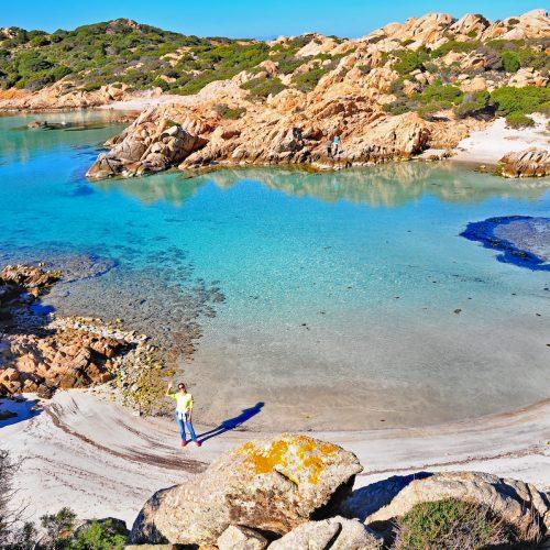 Caprera Island La Maddalena