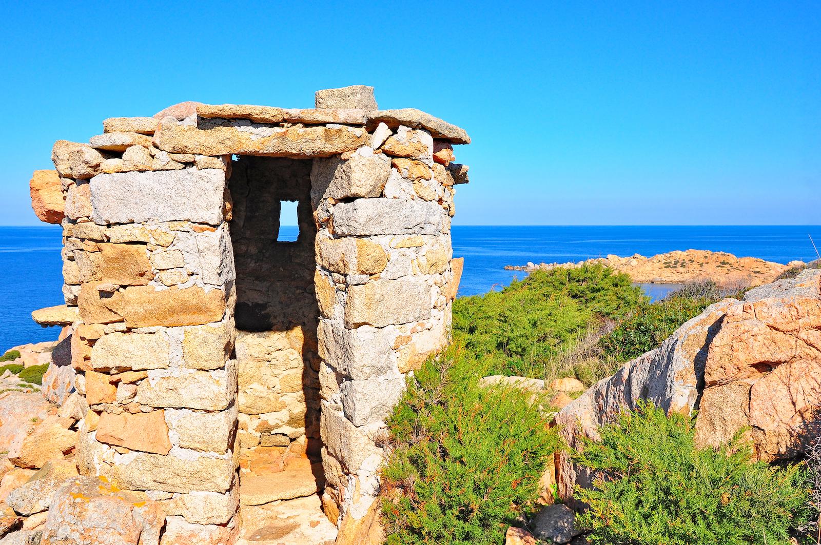 Watch Tower Sardinia