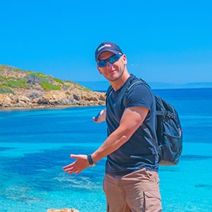Sardinia Island Tours CEO and Founder
